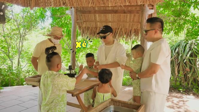 """Lưu giữ ký ức cho con, NTK Đỗ Mạnh Cường """"lấn sân"""" làm Youtuber - ảnh 2"""