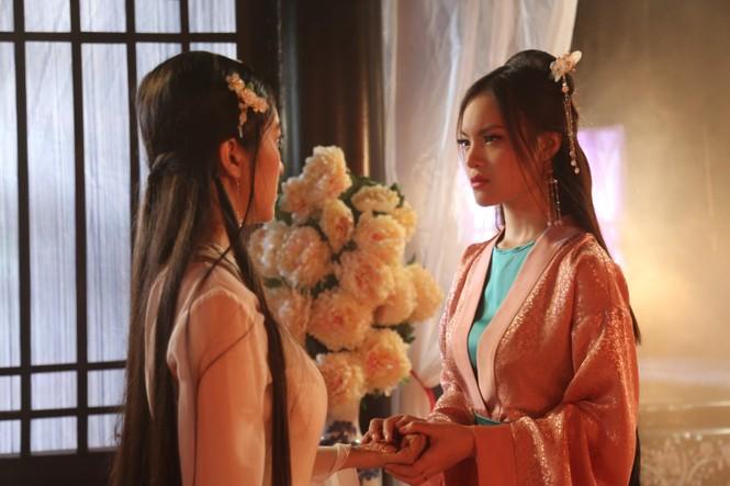 Sunny Đan Ngọc tái hiện lại truyện Kiều trong MV 2 tỷ - ảnh 1