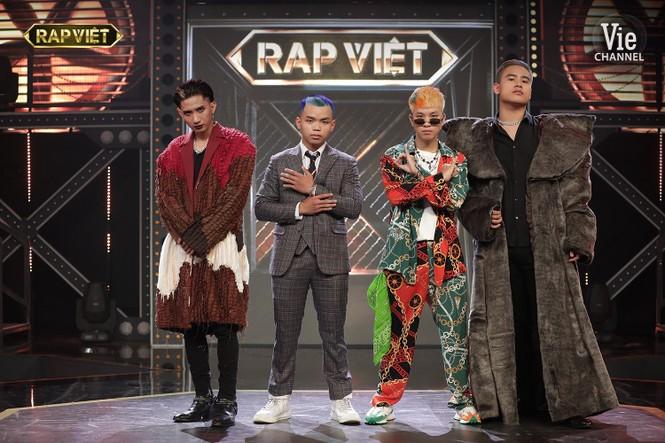 Trận đấu nảy lửa, lộ diện những cái tên đầu tiên vào chung kết Rap Việt - ảnh 1
