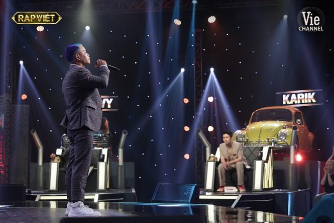 Trận đấu nảy lửa, lộ diện những cái tên đầu tiên vào chung kết Rap Việt - ảnh 6