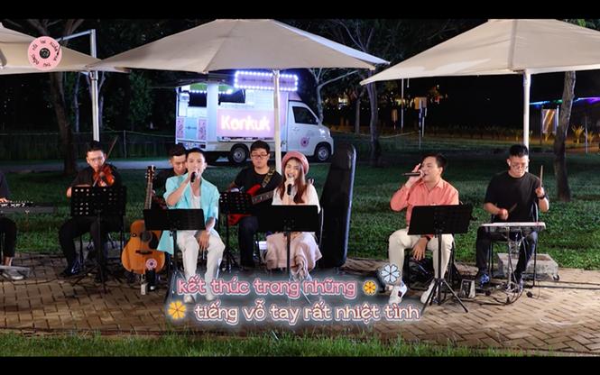 """Hòa Minzy chia sẻ mối quan hệ """"trên tình bạn, dưới tình yêu"""" với Anh Tú - ảnh 4"""