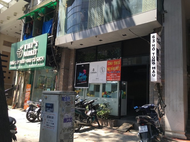 Mặt bằng 'tiền tỷ' bỏ hoang ở Sài Gòn vì dịch Covid-19 - ảnh 8