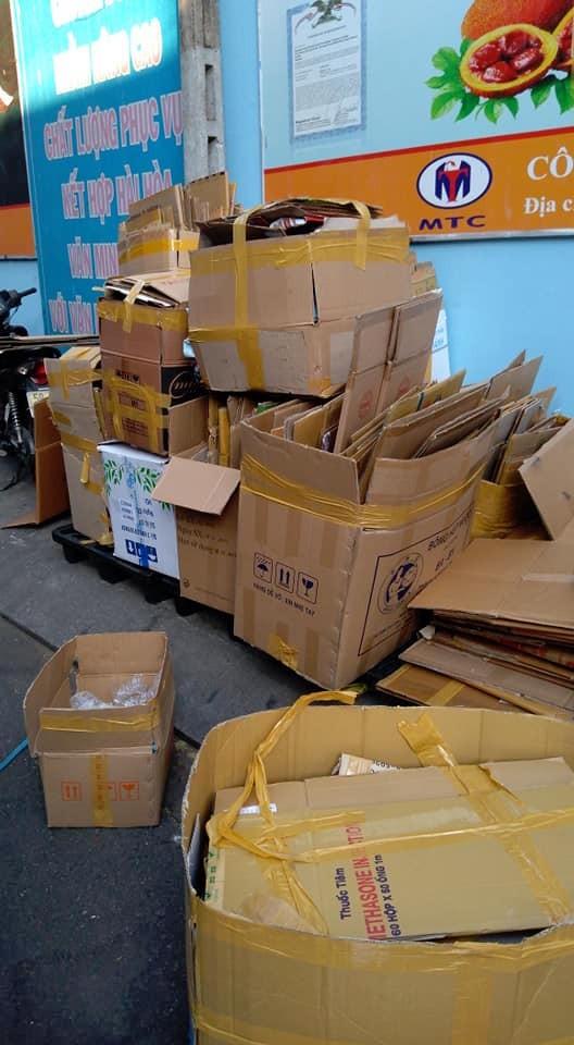 50.000 thùng carton đóng đồ cho sinh viên ký túc đón người cách ly Covid-19 - ảnh 3