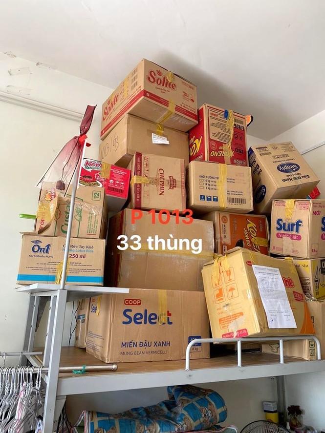 50.000 thùng carton đóng đồ cho sinh viên ký túc đón người cách ly Covid-19 - ảnh 20