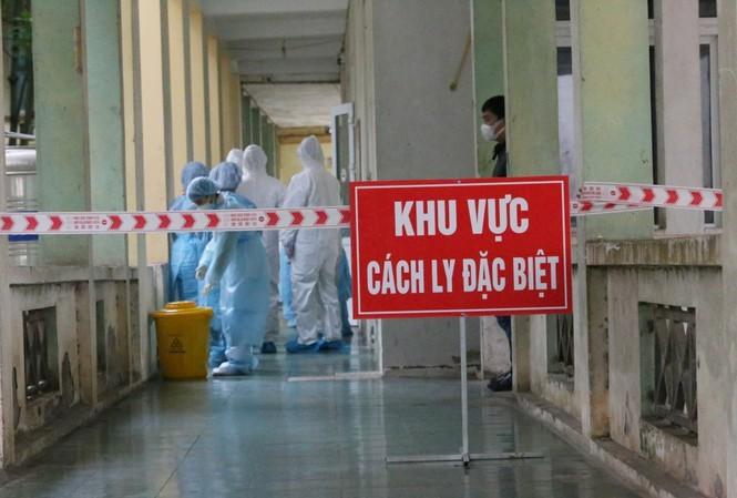 Đà Nẵng: Thêm một sinh viên bị nhiễm COVID-19 - ảnh 1
