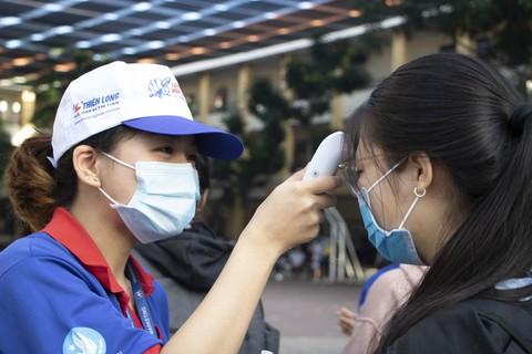 8 thí sinh ở Bình Phước được tốt nghiệp, dù không dự thi tốt nghiệp THPT - ảnh 1