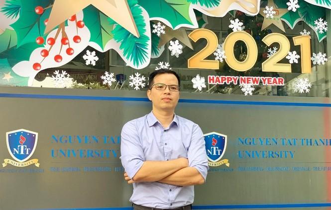 Tân Phó Giáo sư trẻ nhất: Đường tới thành công không trải hoa hồng - ảnh 2