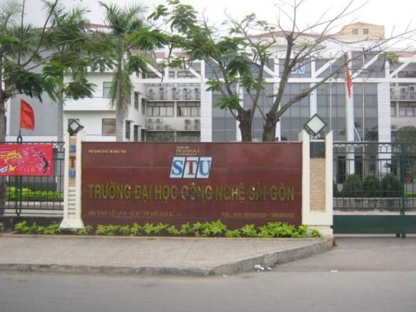 Sinh viên trường ĐH Công nghệ Sài Gòn phải đi khai báo y tế vì BN 1451 - ảnh 1
