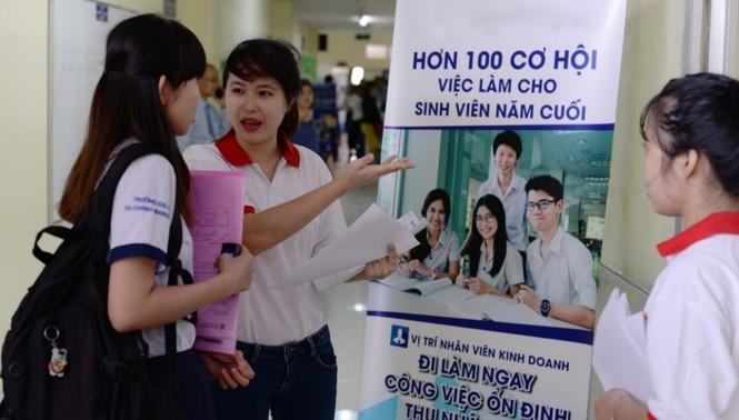 Năm 2021, TP. HCM có thêm 300.000 việc làm mới - ảnh 1