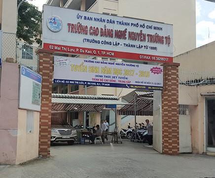 Nhiều sai phạm tại trường CĐ Kỹ thuật Nguyễn Trường Tộ - ảnh 1