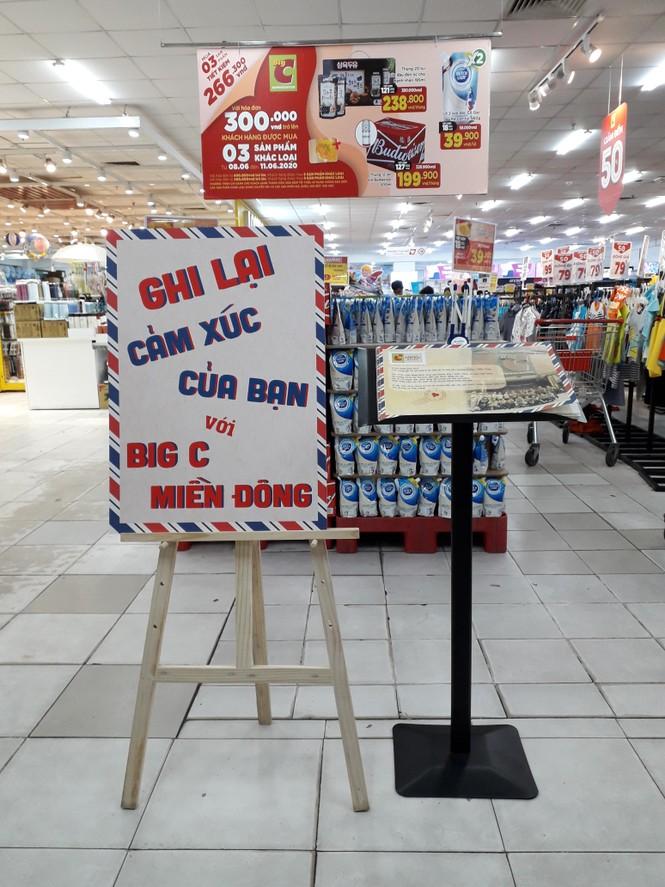 Ngập tràn cảm xúc người dân TP.HCM nói lời chia tay siêu thị Big C miền Đông  - ảnh 4