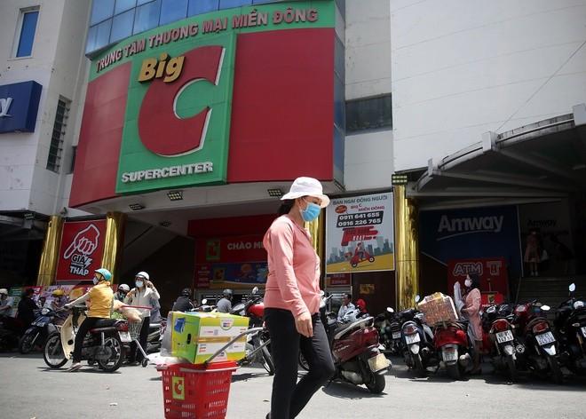 Ngập tràn cảm xúc người dân TP.HCM nói lời chia tay siêu thị Big C miền Đông  - ảnh 1