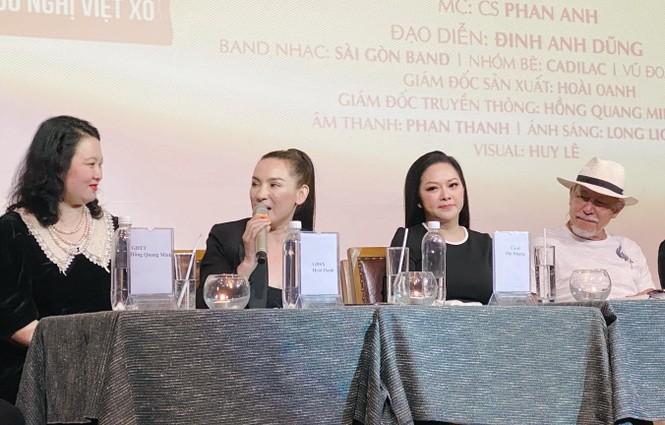 Như Quỳnh mời Phi Nhung, Mạnh Quỳnh tham gia đêm nhạc tại Hà Nội - ảnh 1