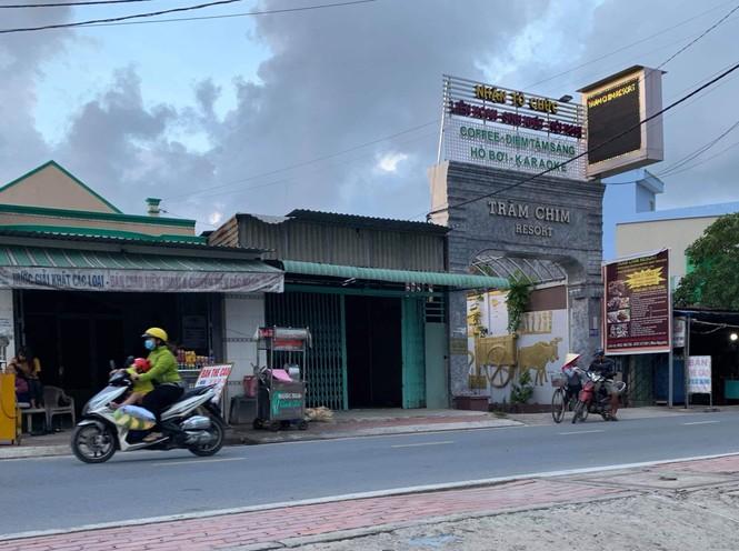Cương quyết cưỡng chế Resort Gia Trang xây dựng trái phép trên 7.000m2 - ảnh 1