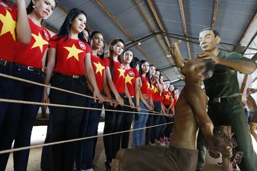 Rưng rưng khi thăm Di tích nhà tù Phú Quốc - ảnh 11