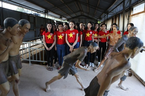 Rưng rưng khi thăm Di tích nhà tù Phú Quốc - ảnh 20