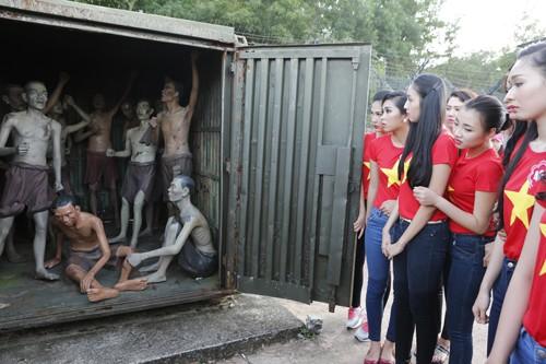 Rưng rưng khi thăm Di tích nhà tù Phú Quốc - ảnh 7