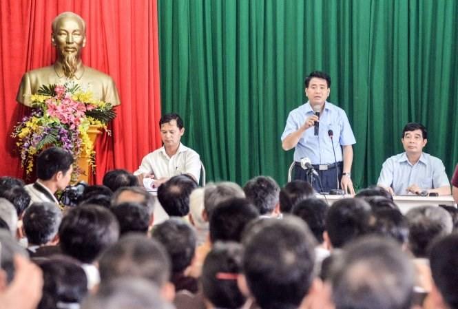 """Hà Nội: Tăng mức hỗ trợ cho người dân ở khu vực """"bãi rác"""" Nam Sơn - ảnh 1"""