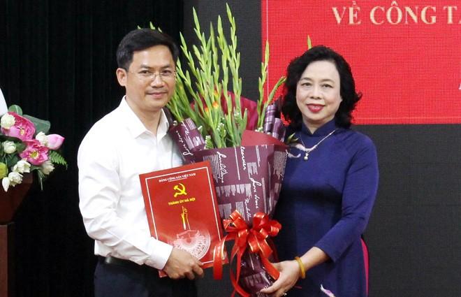 Hà Nội: Giám đốc Sở Tài chính làm Bí thư quận Đống Đa - ảnh 1