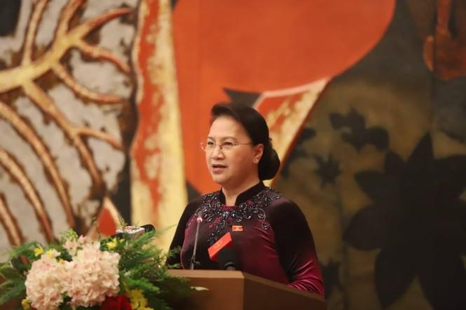 Chủ tịch Quốc hội Nguyễn Thị Kim Ngân: Báo chí là cầu nối Quốc hội với nhân dân - ảnh 1