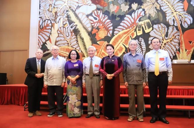Chủ tịch Quốc hội Nguyễn Thị Kim Ngân: Báo chí là cầu nối Quốc hội với nhân dân - ảnh 2