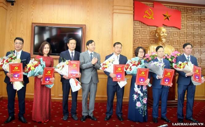 Tỉnh ủy Lai Châu phân công, bổ nhiệm nhiều cán bộ - ảnh 1