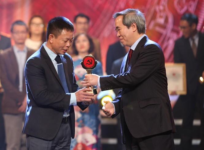 Báo Tiền Phong đạt 2 giải C Búa liềm vàng 2020 - ảnh 5