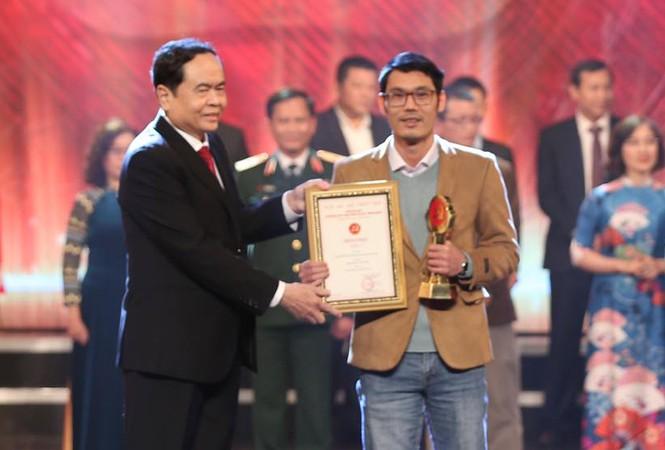 Báo Tiền Phong đạt 2 giải C Búa liềm vàng 2020 - ảnh 6