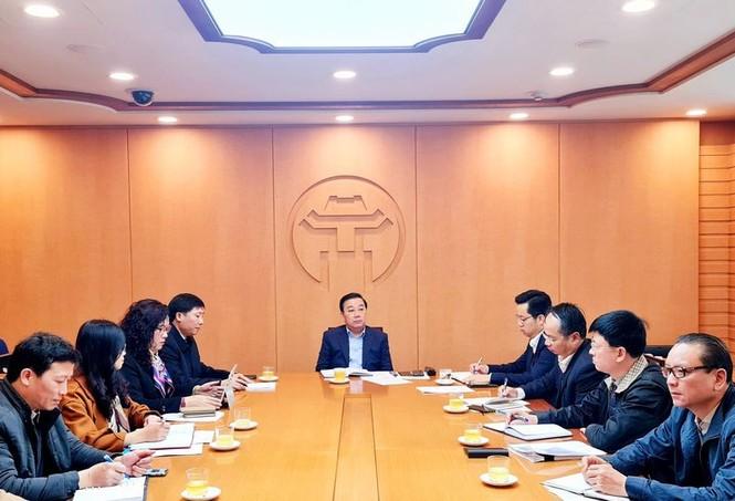 UBND thành phố Hà Nội sẽ họp báo hằng tháng - ảnh 1