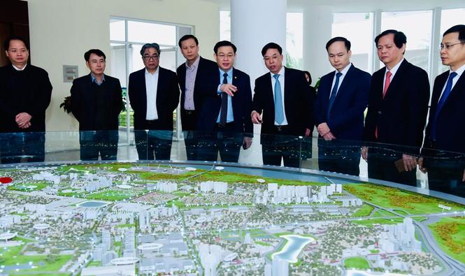 Hà Nội: Xong đồ án sơ bộ quy hoạch sông Hồng - ảnh 1