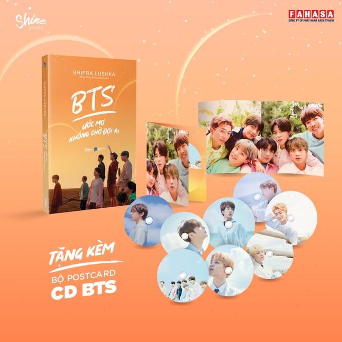 BTS Ước Mơ Không Chờ Đợi Ai  - ảnh 1