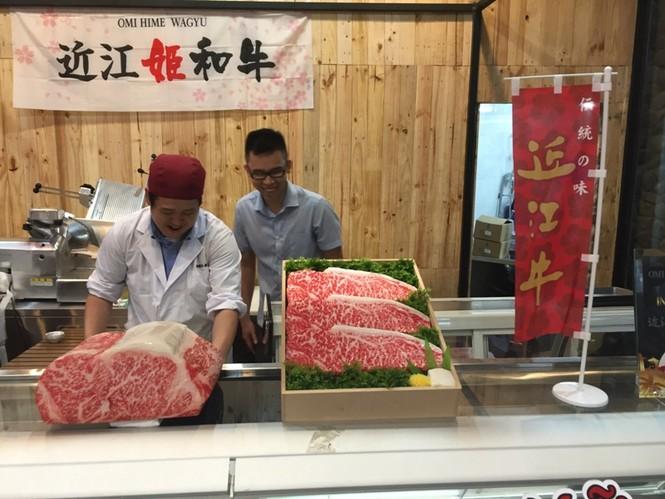 Thịt bò Nhật tràn về Việt Nam   Kinh tế   Báo điện tử Tiền Phong
