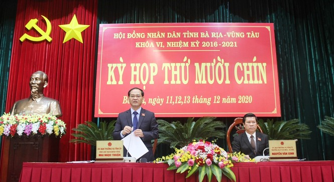 HĐND Bà Rịa- Vũng Tàu: Nóng vấn đề đất đai và đầu tư công - ảnh 6