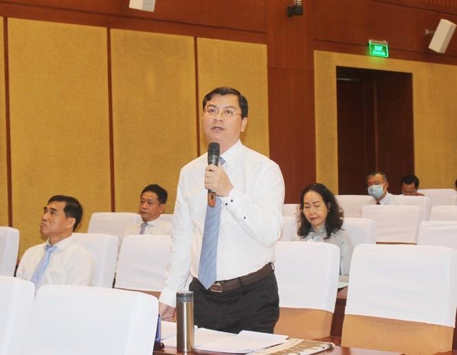 HĐND Bà Rịa- Vũng Tàu: Nóng vấn đề đất đai và đầu tư công - ảnh 1