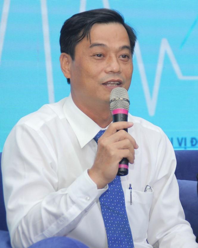 """Báo Tiền Phong tổ chức tọa đàm """"Đột quỵ gia tăng ở người trẻ - giải pháp nào để phòng ngừa - ảnh 7"""