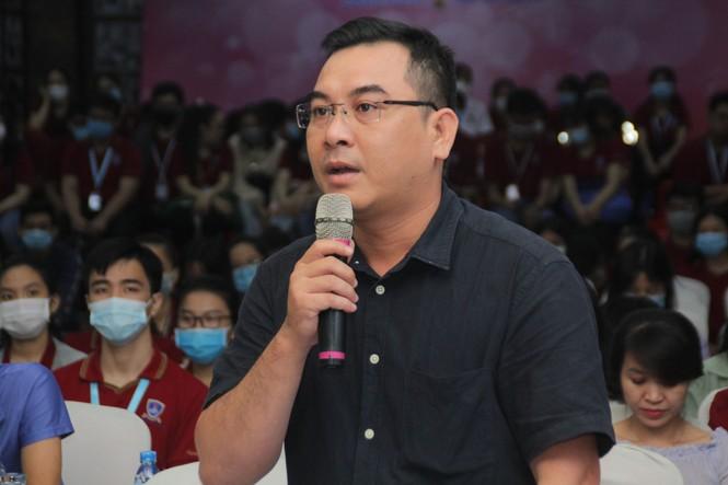 """Báo Tiền Phong tổ chức tọa đàm """"Đột quỵ gia tăng ở người trẻ - giải pháp nào để phòng ngừa - ảnh 1"""