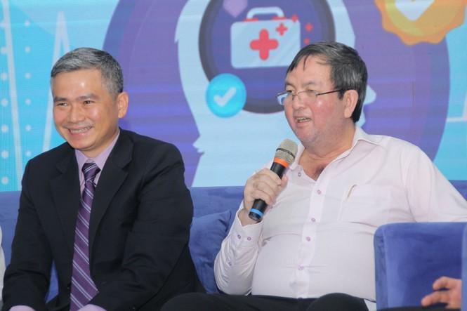 """Báo Tiền Phong tổ chức tọa đàm """"Đột quỵ gia tăng ở người trẻ - giải pháp nào để phòng ngừa - ảnh 11"""