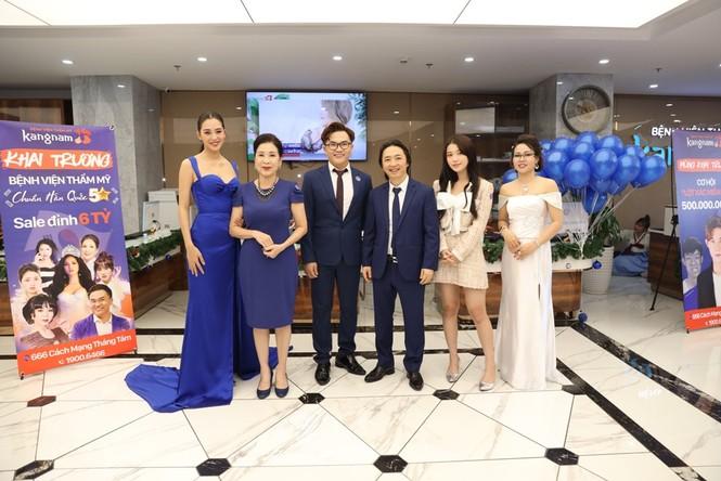 Bệnh viện thẩm mỹ Kangnam mở thêm chi nhánh phục vụ tín đồ làm đẹp - ảnh 1