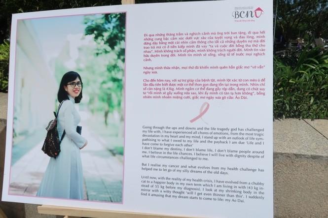 Xúc động cảnh bé gái hiến tóc tặng bệnh nhân ung thư vú - ảnh 5