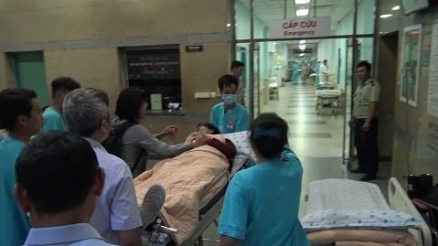 Hai du khách vụ khủng bố tại Ai Cập được điều trị tích cực - ảnh 2