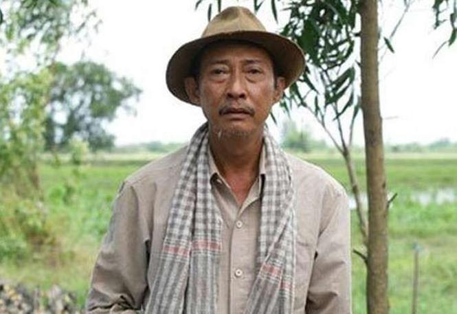 Nghệ sĩ Lê Bình- giản dị, chân chất như những vai diễn của mình - ảnh 2