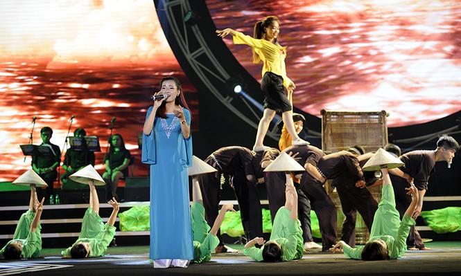 Nữ sinh Thái Nguyên đoạt giải nhất Hành trình Bài ca sinh viên - ảnh 5