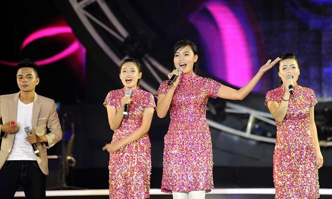 Nữ sinh Thái Nguyên đoạt giải nhất Hành trình Bài ca sinh viên - ảnh 4