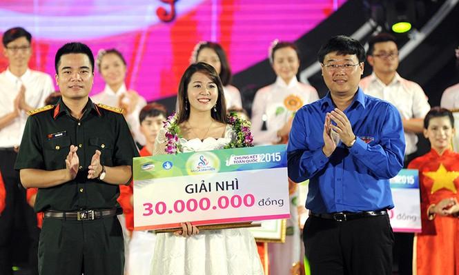 Nữ sinh Thái Nguyên đoạt giải nhất Hành trình Bài ca sinh viên - ảnh 11