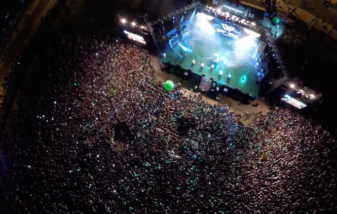 """""""Cháy"""" cùng DJ Top 50 thế giới trong tour diễn xuyên Việt - ảnh 1"""