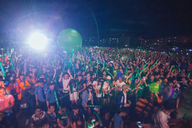 """""""Cháy"""" cùng DJ Top 50 thế giới trong tour diễn xuyên Việt - ảnh 7"""