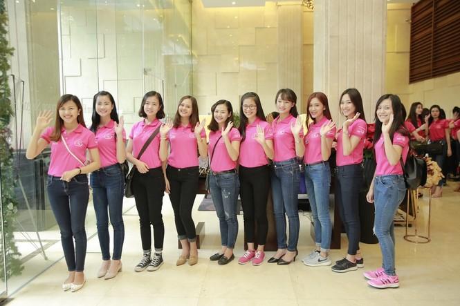 50 nữ sinh duyên dáng hội ngộ tại ngôi nhà chung - ảnh 5