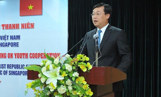 Nhiều kế hoạch quan trọng về thanh niên được Việt Nam – Singapore ký kết - ảnh 2
