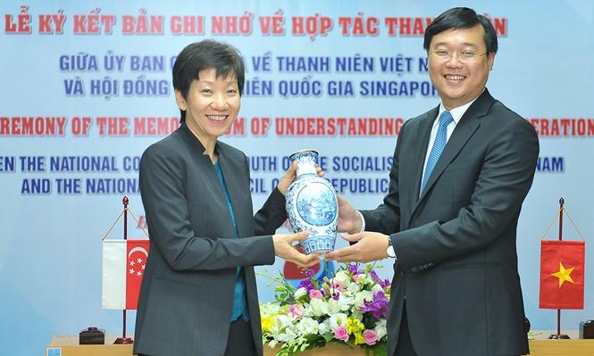 Nhiều kế hoạch quan trọng về thanh niên được Việt Nam – Singapore ký kết - ảnh 4
