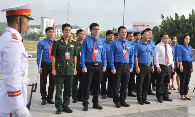 225 đại biểu tham dự Đại hội Đoàn tỉnh Lào Cai - ảnh 6